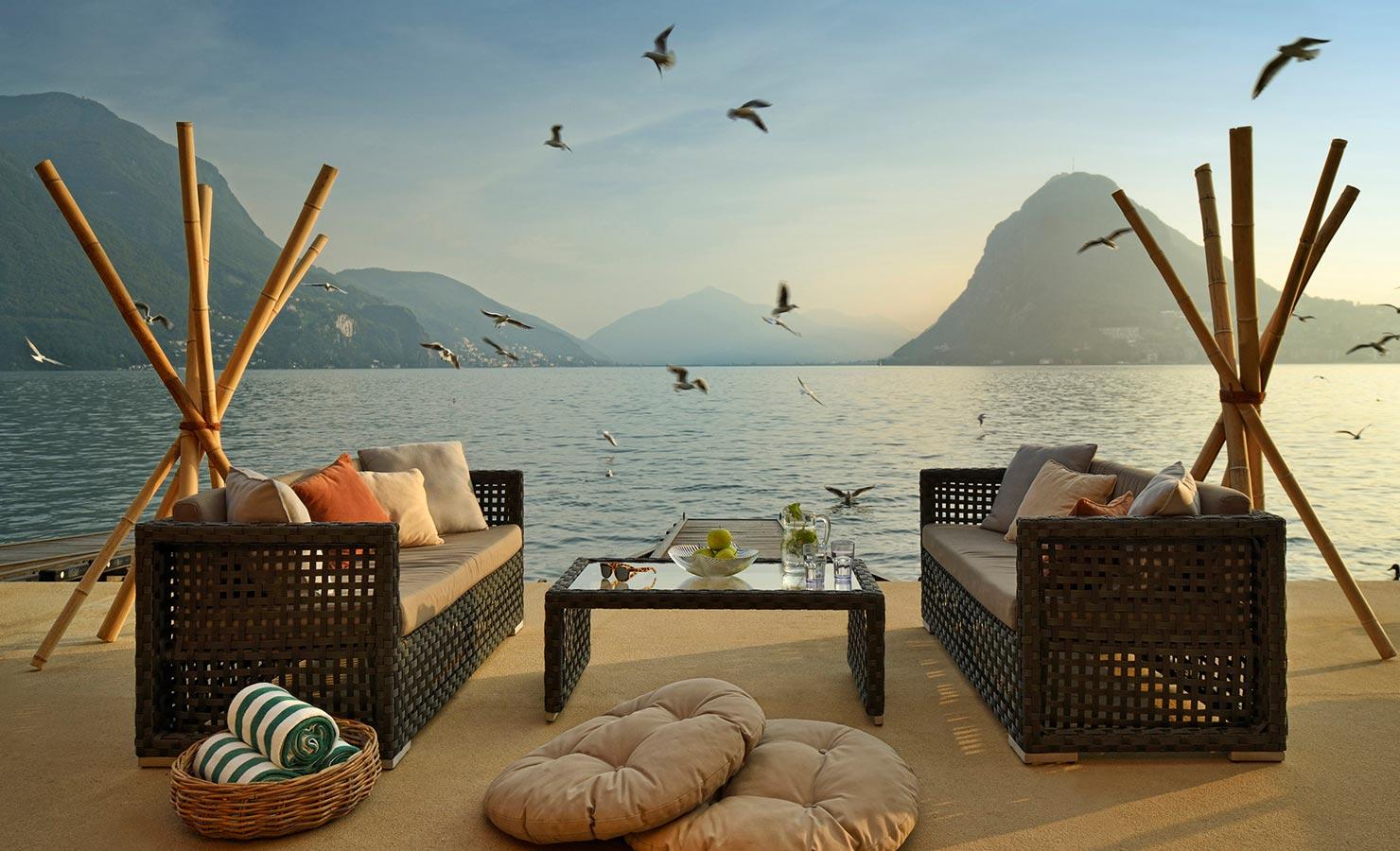 Boutique Hotel Lugano Ideal Fur Urlaub In Lugano Urlaub Im Tessin